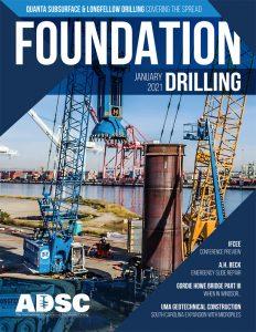 2021 Foundation Drilling